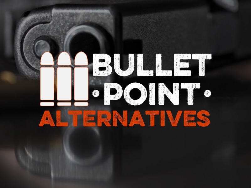 3 Bullet Point Alternatives
